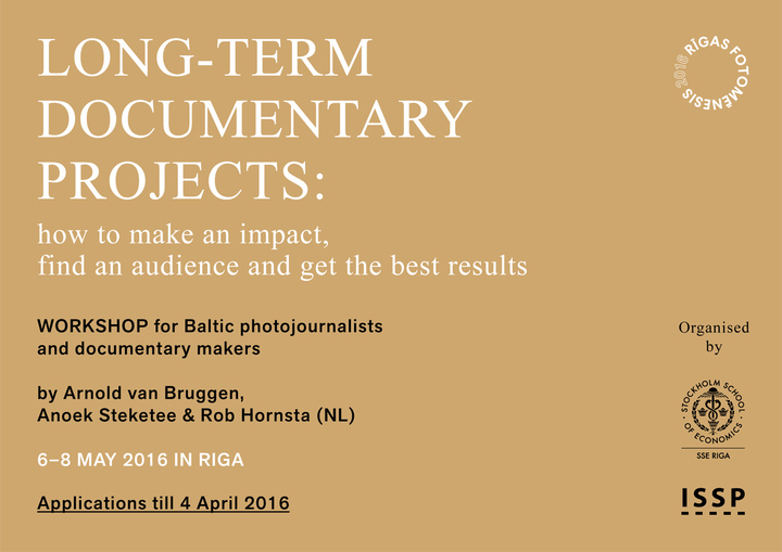 Long Term Documentary Projects